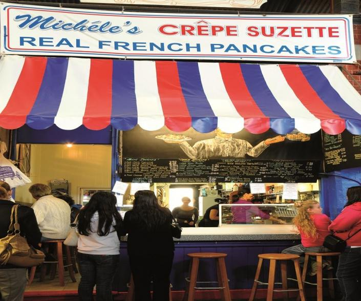 Image for Micheles Crepe Suzette