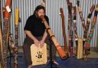 Image for Darren Button - Didgeridoos & Drums