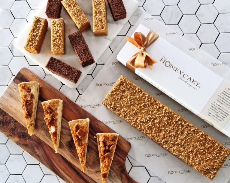 Image for The Honeycake