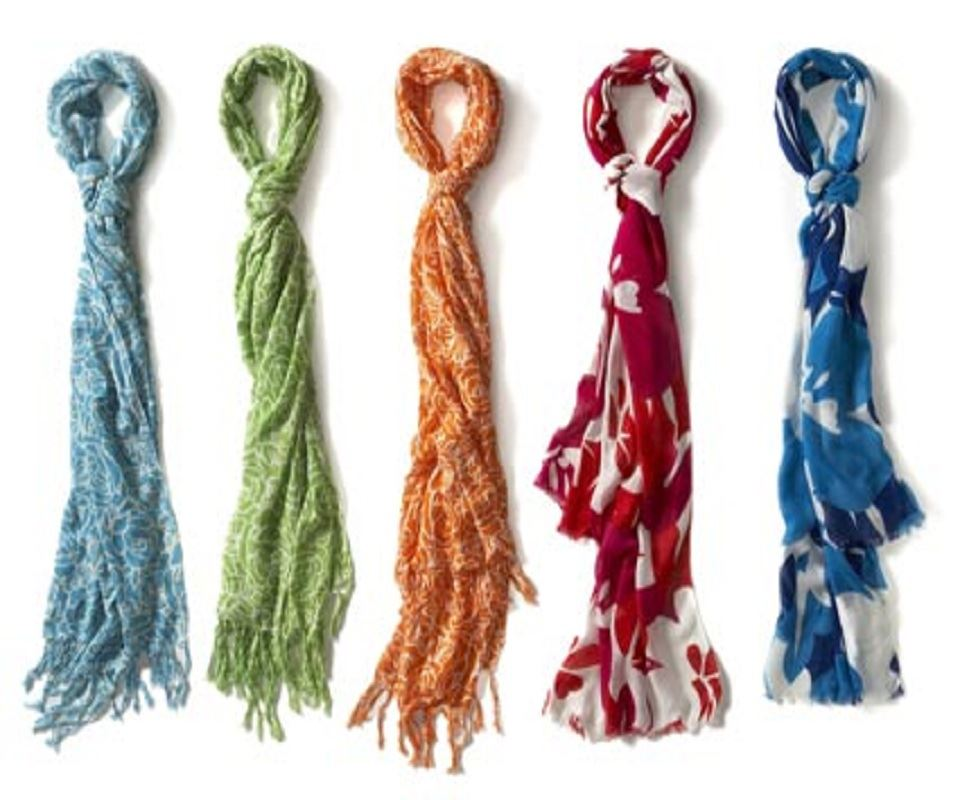 Image for Li Liang Scarves