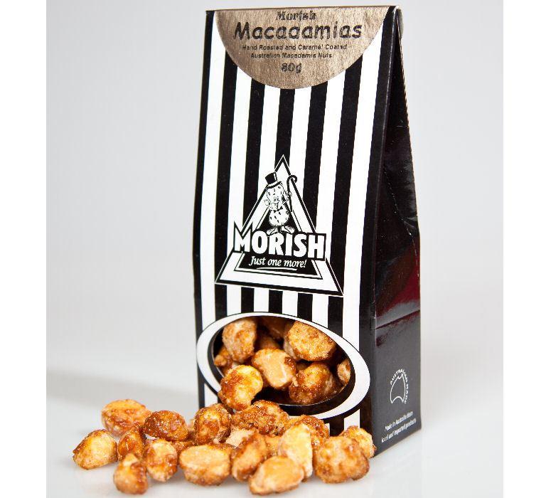 Morish Nuts | Fremantle Markets
